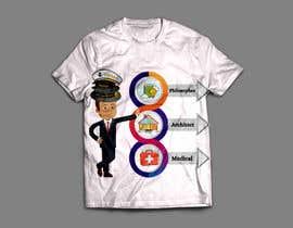 #24 for Polymath t shirts af goranblagica28