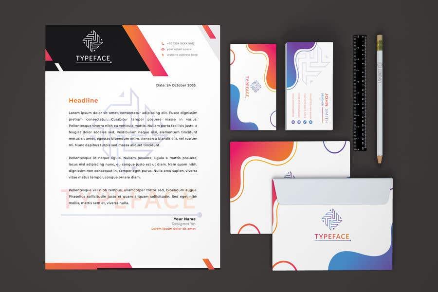 Penyertaan Peraduan #                                        117                                      untuk                                         Create a brand identity and logo (typeface) for a new D2C B2C e-commerce  brand