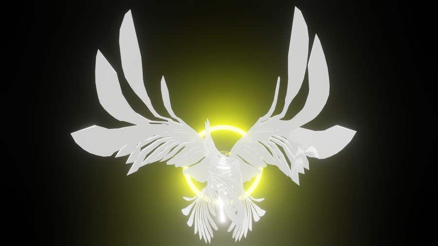 Konkurrenceindlæg #                                        16                                      for                                         3D Seraphim artwork