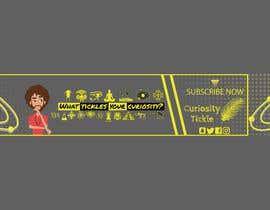 Nro 87 kilpailuun Design a YouTube channel banner and art käyttäjältä mdshakilm0003