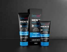 Nro 29 kilpailuun Design carton and tube label for male intimate wash and create mock up käyttäjältä tamalahmed19