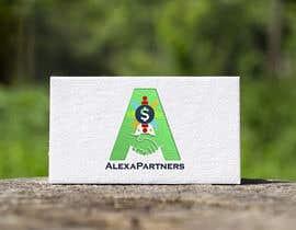 Nro 119 kilpailuun Logo : Alexa Partners käyttäjältä iffatjahan369