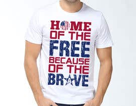 nº 275 pour T- Shirt Design (Multiple) Contest for Military Charity [Designs are built, but require vectoring and adjusting] par amlike