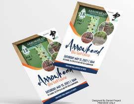 #31 para Event flyer - disc golf outing por Daniel033