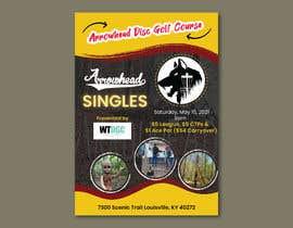 #48 para Event flyer - disc golf outing por Farhadit123
