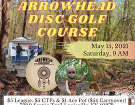 #38 para Event flyer - disc golf outing por khairulaimanz110