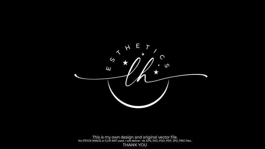 Kilpailutyö #                                        27                                      kilpailussa                                         Esthetics Branding Pack (logo/story highlight/business card)