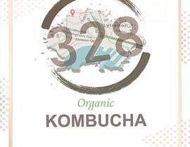 #48 for Kombucha Bottle Label by Aravindh4031