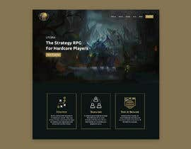 #54 for Utopia Game Home Page and Logo by maftuhlutfi