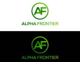 #176 for Alpha Frontier Logo by SkAhsanHabib