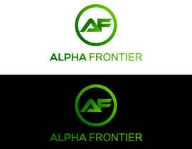 #177 for Alpha Frontier Logo by SkAhsanHabib