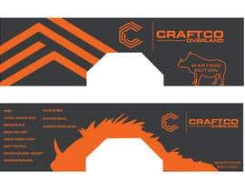#9 untuk Create Graphics for Trailer Wrap oleh Pictorialtech
