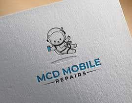 #251 para Logo for mobile phone repairs por mishalpatwary121