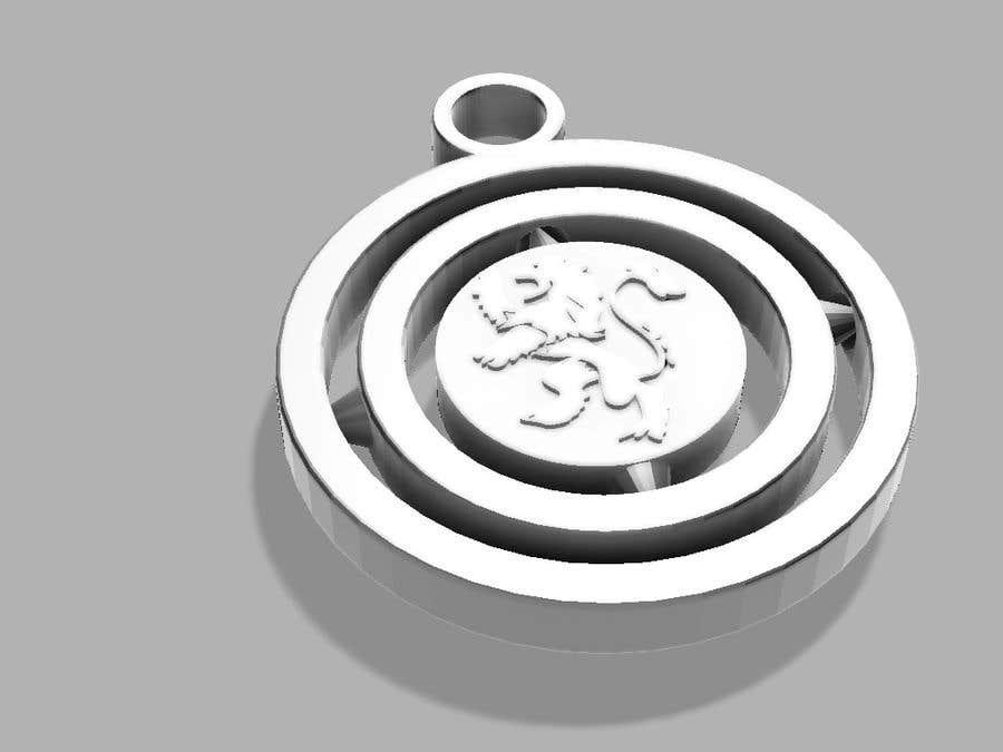 Inscrição nº                                         7                                      do Concurso para                                         Design a 3d Model Keychain STL for 3d printing
