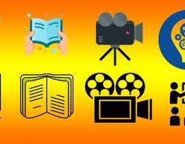#20 untuk 6 icons for a website oleh Creativetaslim