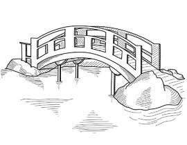 #21 untuk line art for background drawings on website oleh One13