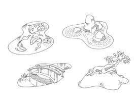 #31 untuk line art for background drawings on website oleh Nileshkrlayek