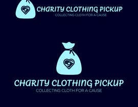 #24 for Charity Clothing Pickup Logo by MdShalimAnwar