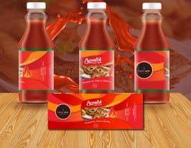 Nro 28 kilpailuun Need a Food Bottle Label käyttäjältä Manzarjanjua