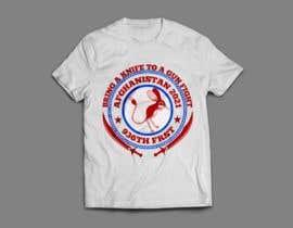 #49 for t-shirt/patch design af sozib605