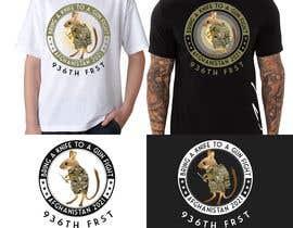 #54 for t-shirt/patch design af nuruddin255