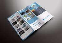 Graphic Design Konkurrenceindlæg #18 for Urgent-style a 3-fold brochure for services (themes of 3D, animation, apps)