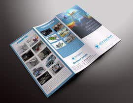 #18 cho Urgent-style a 3-fold brochure for services (themes of 3D, animation, apps) bởi stylishwork