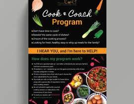 Asifanisha987 tarafından Flyer for a cooking program için no 47