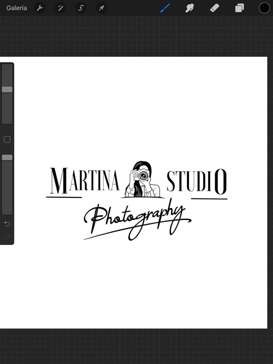 Contest Entry #                                        136                                      for                                         I need an artist to scatch a simple drawing for a photography business logo