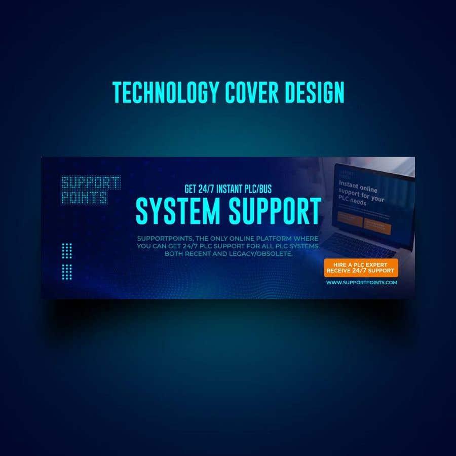Kilpailutyö #                                        14                                      kilpailussa                                         Banner design for technical platform