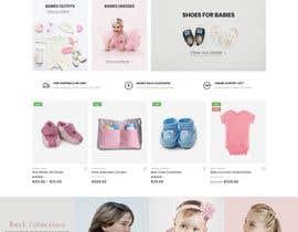#18 untuk Build me a website with shopping cart, mobile app and design a logo oleh freelancerimra59