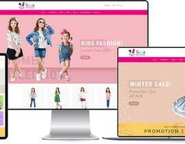 #30 untuk Build me a website with shopping cart, mobile app and design a logo oleh ktechint