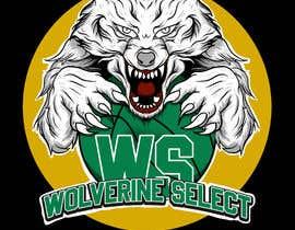 #37 for Logo for Basketball team (Wolverine Select) af sidiqtengkorak