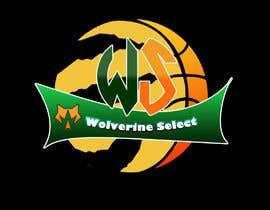 #24 for Logo for Basketball team (Wolverine Select) af Mansdiaz28