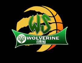 #38 for Logo for Basketball team (Wolverine Select) af Mansdiaz28