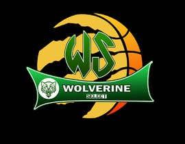 #39 for Logo for Basketball team (Wolverine Select) af Mansdiaz28