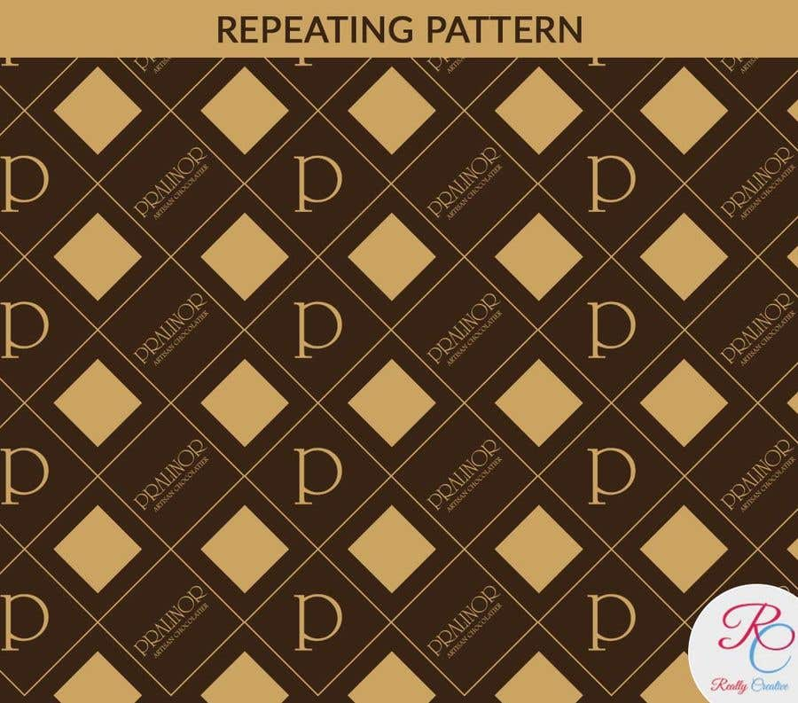 Contest Entry #                                        133                                      for                                         Design a repetitive pattern for our brand