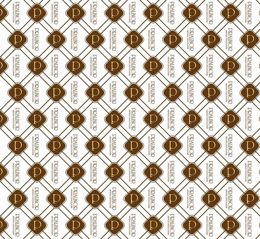 Contest Entry #                                        105                                      for                                         Design a repetitive pattern for our brand