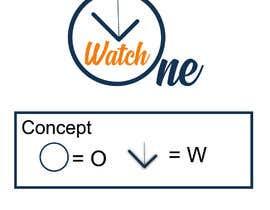 #90 for Logo for my brand Smartwatch af ghanghrozulfiqar