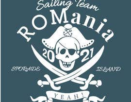 #27 for 3 logos in corel for a piarte and sailing inspired t-shirt by paulall