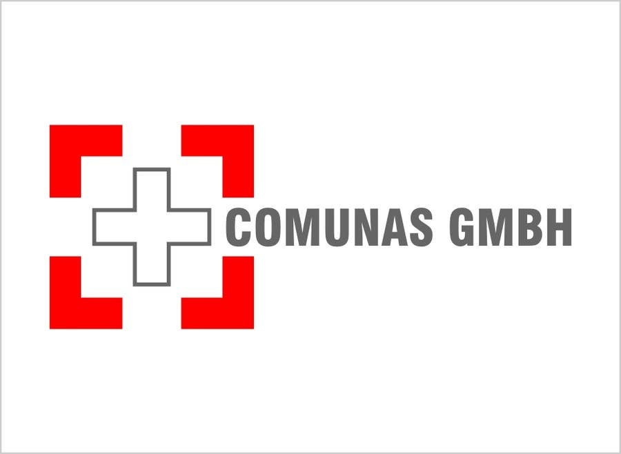 #50 for Design of a logo for Comunas GmbH by designisafeeling