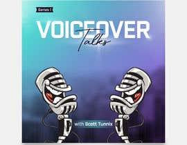 #46 para Design Cover Art for new Voiceover Themed Podcast por Faridgazi