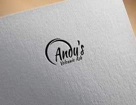 Nro 139 kilpailuun Logo for Hair Product called Andy's Volcanic Ash käyttäjältä AbodySamy