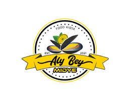 Nro 89 kilpailuun Logo design for my new food kiosk käyttäjältä mezikawsar1992