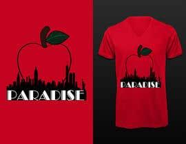"contrivance14 tarafından Please RE-DRAW the example ""Big Apple"" image using Adobe Illustrator. için no 94"