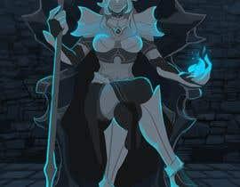 #32 para Goddess of a crypto world (Dark comics) por Goattail