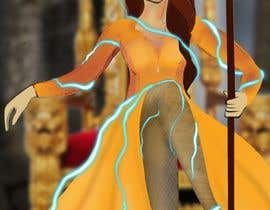 #26 para Goddess of a crypto world (Dark comics) por sonalfriends86