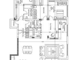 #19 for Floor plan for new flat ideas by glnrbulut