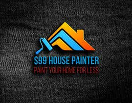 #127 cho $99 House Painter Logo bởi Designnwala