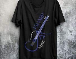 #343 for Design Company T-Shirt for a Local Music Store! by zferdush